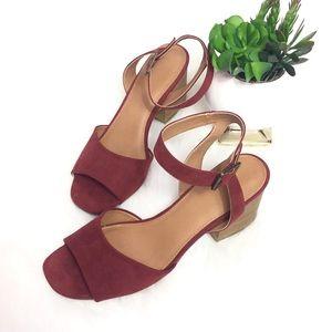 Universal Thread Heeled Sandals